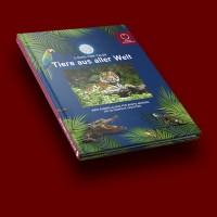 Kolekcionarski album za seriju Životinje u boji