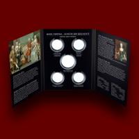 Zbirateljski album za zbirko Cesarica Marija Terezija