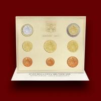 Vatikan, Euro kolekcija 2017