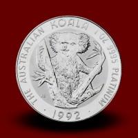31,1035 g, Platinasta Avstralska koala / Australian Koala Platinum Coin