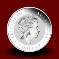 31,1035 g, Australian Koala Silver Coin
