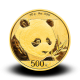 30 g, China Panda Gold Coin 2018