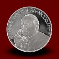 18 g, Pontificate of Pope John Paul II - Peace and brotherhood