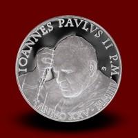 18 g, Pontificate of Pope John Paul II - Year of the Rosary