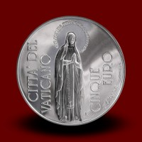 18 g, Pontificate of Pope John Paul II - Immaculate Conception