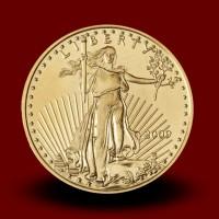 8,483 g, Zlati Ameriški orel / American Eagle Gold Coin