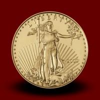 16,965 g, Zlati Ameriški orel / American Eagle Gold Coin