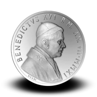 22 g, Pontificate of Pope Benedict XVI - 60th anniversary of the Priestly Ordination of Benedict XVI