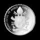 22 g, srebrnik Pontifikat papeža Frančiška - Svetovni dan mladih