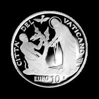 22 g, srebrnjak Pontifikat pape Franje - Međunarodni dan bolesnika