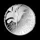18 g, srebrnik Pontifikat papeža Frančiška - Svetovni dan miru