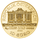 3,1103 g, Vienna Philharmonic Gold Coin 1989-2018
