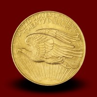 33,44 g, ZLATI SAINT GAUDENS/LIBERTY, 20 USD / Saint Gaudens/Liberty Double Eagle