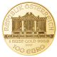 31,1035 g, Vienna Philharmonic Gold Coin 1989-2017