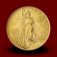 33,44 g, Saint Gaudens/Liberty Double Eagle (various years)