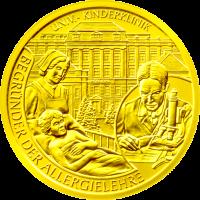 10,14 g, Znameniti zdravniki - Clemens von Pirquet, 2010