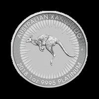 31,12 g, Platinasti avstralski kenguru