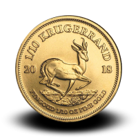 3,393 g, South Africa Krugerrand Gold Coin
