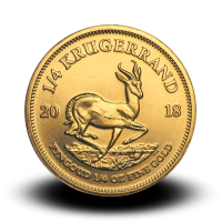 8,483 g, South Africa Krugerrand Gold Coin