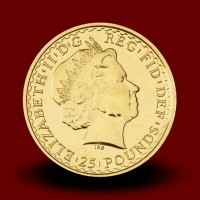 8,513 g, UK Britannia Gold Coin