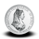 22,42 g, Cesarica Marija Terezija, Zakladi zgodovine - Srebrnik Milost in vera, 2018
