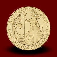 34,050 g, UK Britannia Gold Coin