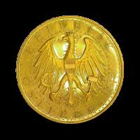 23,52 g, Zlati kovanec 100 ATS, 1927