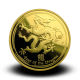 31,162 g, Australian Lunar Gold Coin - dragon (2012) PROOF with box