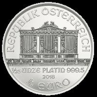 1,24 g, Dunajski filharmoniki iz platine 2018