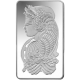 100 g, Silver Bar Fortuna