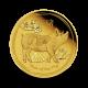 31,162 g, Australian Lunar Gold Coin - Year of the Pig 2019