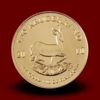 3,393 g, Zlati Južnoafriški krugerand / South Africa Krugerrand Gold Coin