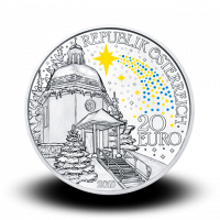 22,42 g, Silver Coin 200th Anniversary of Silent Night - SOLD OUT
