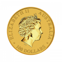 31,162 g, Australian Kangaroo Gold Coin 1989 - 2018