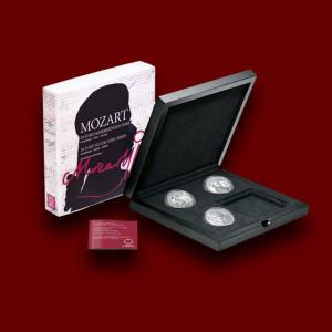 Wolfgang Amadeus Mozart Series