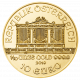 3,1103 g, Vienna Philharmonic Gold Coin 1989-2019