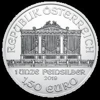 31,1035 g, Srebrni Dunajski filharmoniki / Vienna Philharmonic Silver Coin