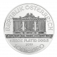 31,1035 g, Vienna Philharmonic Platinum Coin 2018