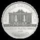 1,24 g, Vienna Philharmonic Platinum Coin 2018