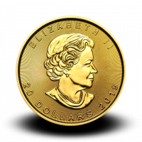 15,584 g, Canadian Maple Leaf Gold Coin