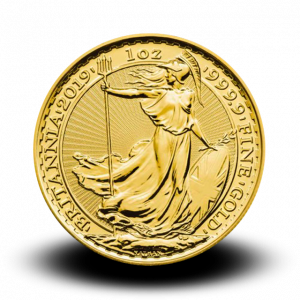 31,21 g, UK Britannia Gold Coin