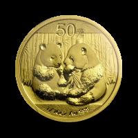 3,113 g, China Panda Gold Coin (2009)