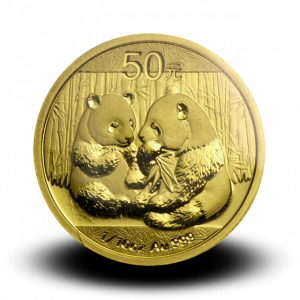 3,113 g, China Panda Gold Coin (2009)
