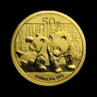 3,113 g,  China Panda Gold Coin (2010)