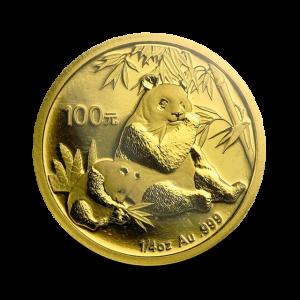 7,7783 g, China Panda Gold Coin (2007)