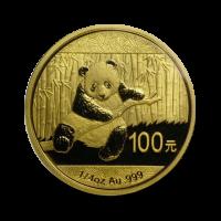7,7783 g, Zlatni Kineski panda (2014)