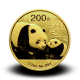 15,57 g, China Panda Gold Coin (2011)