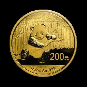 15,57 g, China Panda Gold Coin (2014)