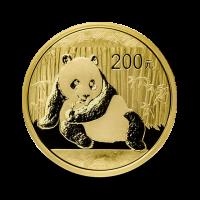 15,57 g, China Panda Gold Coin (2015)