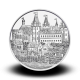 31,07 g, The 825th Anniversary of the Vienna Mint - Wiener Neustadt, 2019